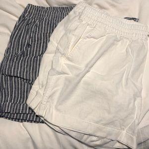 Old Navy Bundle: Linen Shorts